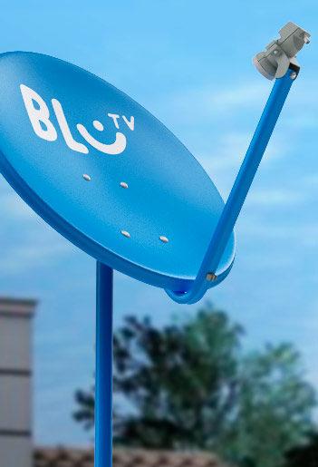 blue tv antena externa
