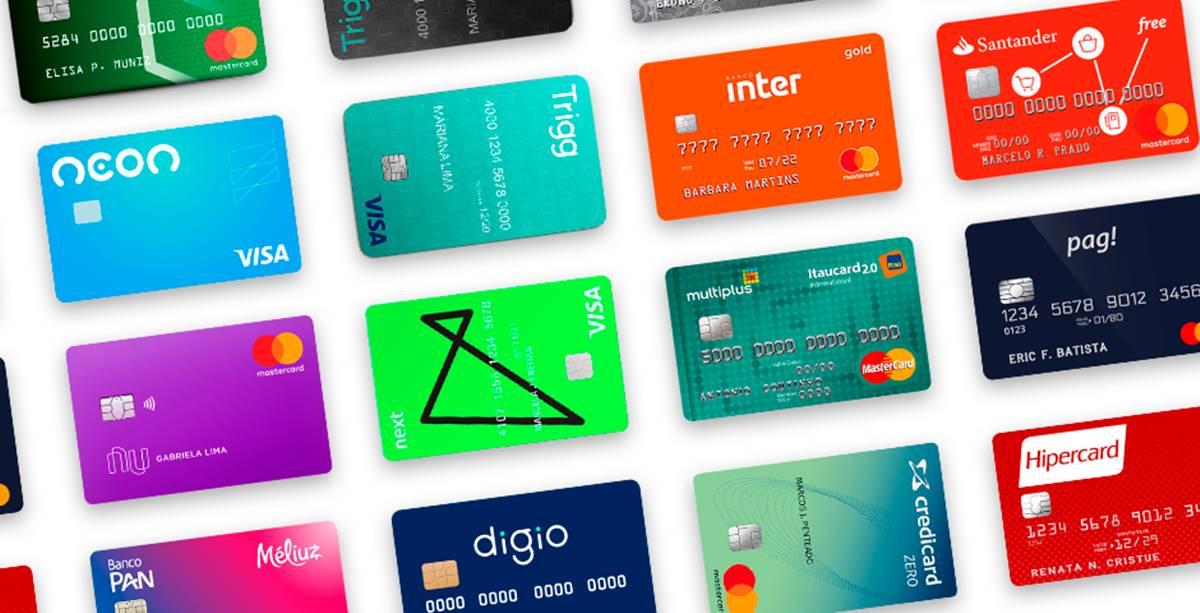 cartão de crédito sem anuidade para negativado