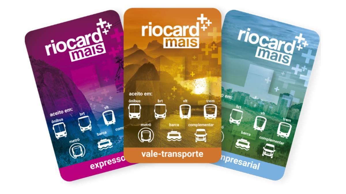 riocard bilhete unico
