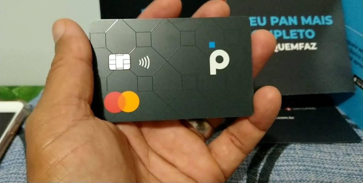 Como desbloquear cartão de crédito Pan