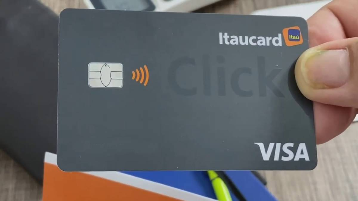 itaucard 2.0 fazer cartao