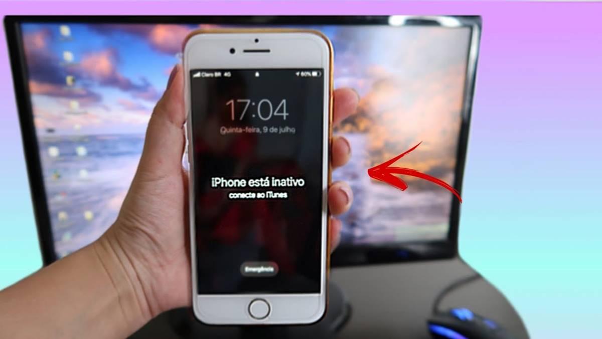 iphone nao ativa